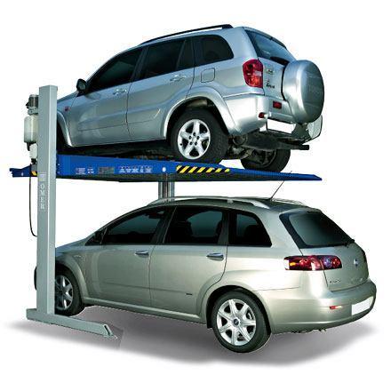 Automobilske platforme - parkirni sistemi