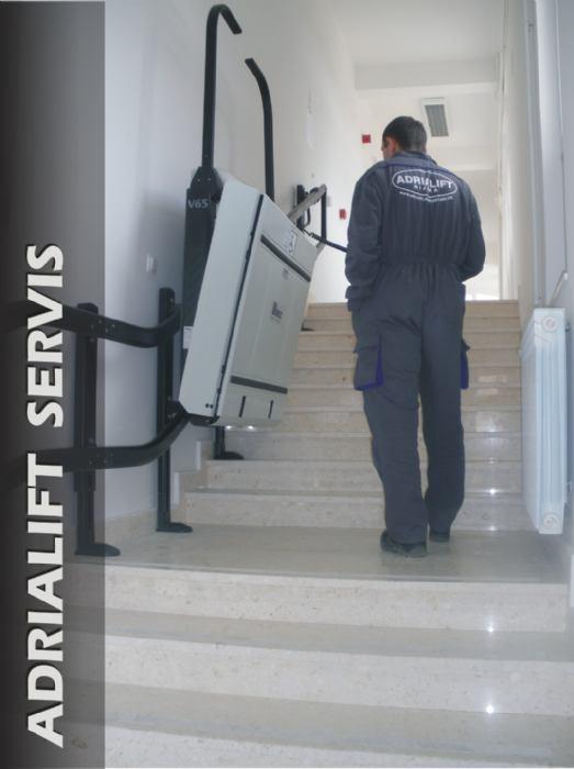 Servis i održavanje dizala