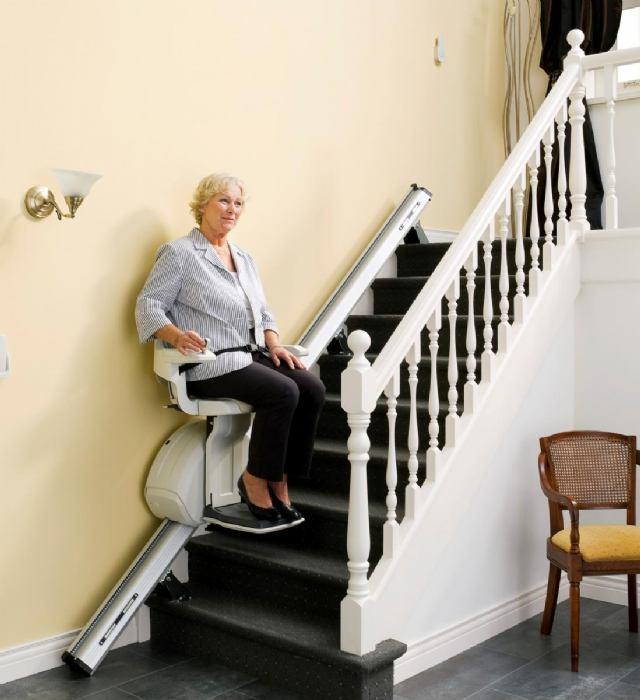 Kosa stubišna stolica