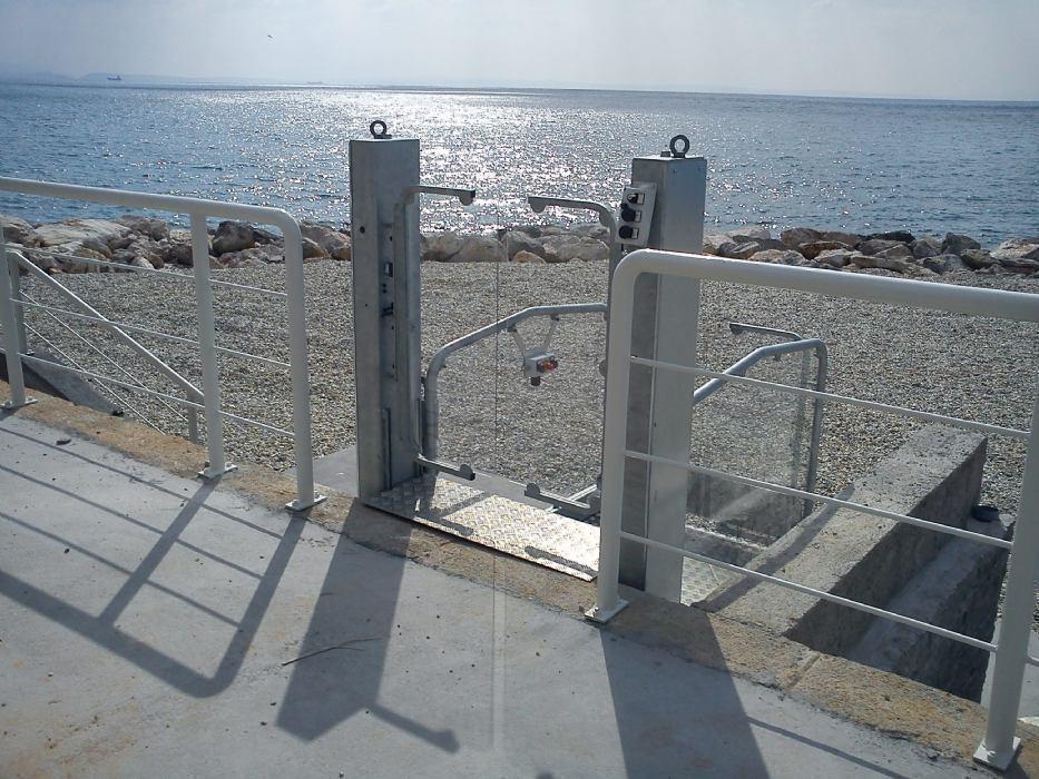 Vertikalna platforma